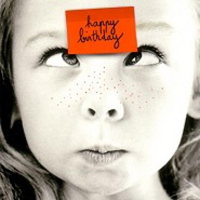 Postkarte Happy Birthday Schreib Mal Wieder Karten De